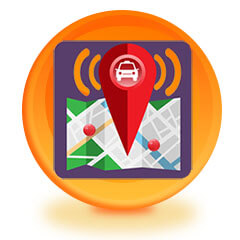 Overt Vehicle Tracking For Theft Monitoring in West Sussex